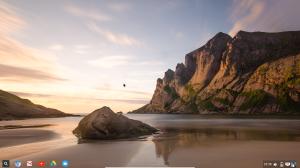 Chromixium-1.0-default-desktop